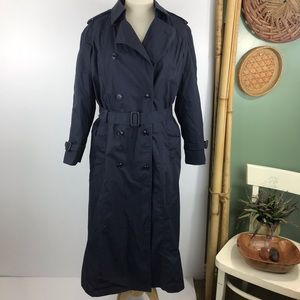 DSCP Defender Collection Womens Trench Coat